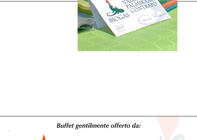 Cavaliere da tavalo - Buffet open day