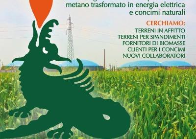 Manifesto 70x100 e Volantino