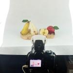 Fotografia set fotografico