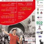 Manifesto 70x100 - Ferrara Busker Festival