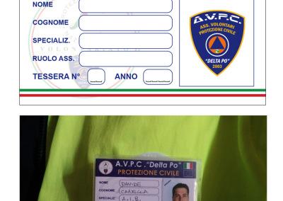 Badge di associazione