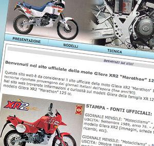 Progetto: Gilera XR2