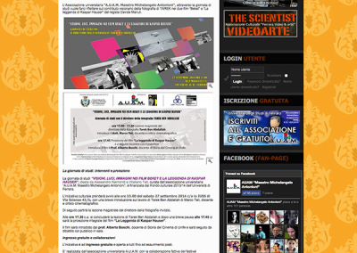 Home-page AUAM