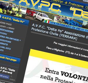 """Progetto AVPC """"Delta Po"""""""