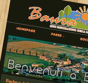 Progetto: Baura.it