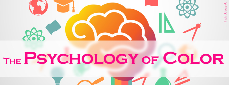 [1° Parte] – La Psicologia del Colore: Un magico viaggio nell'inconscio umano.