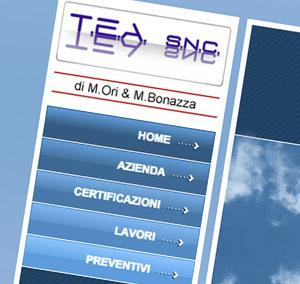 Progetto: Tea Eletric Snc