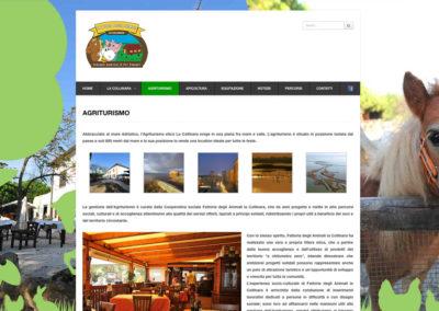 Pagina Agriturismo