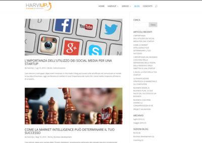 Pagina Blog