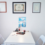 Tavolo di project management