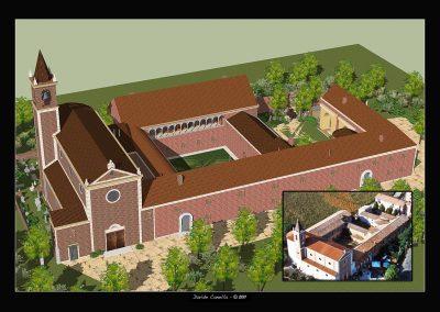 Ricostruzione-dell'antica-chiesa-di-Baura (FE)