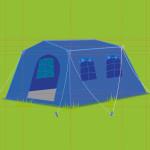 Progettazione Tenda P88 (stilizzata)