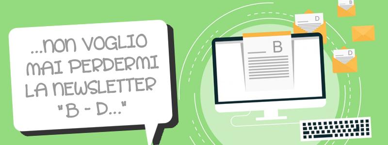 Posta Elettronica: usare filtri email per non perdere newsletter!
