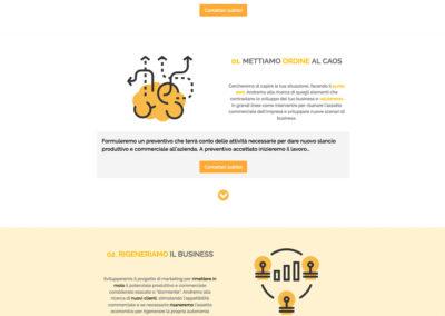 Sito Web Rigenera il Business